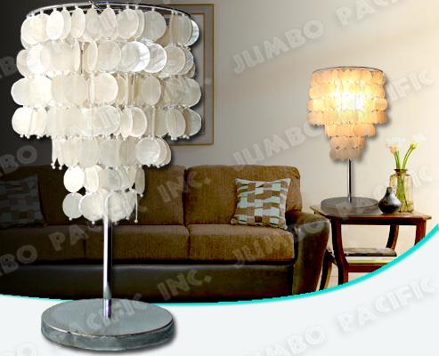 Capiz Lamp Shades