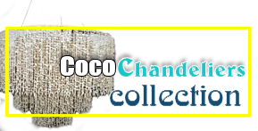 Coco Stick Chandeliers
