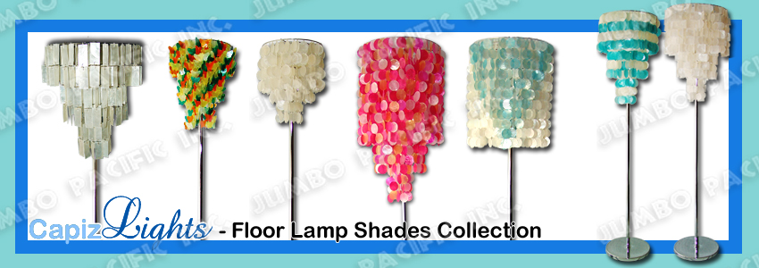 Floor Lamp Shades Collection
