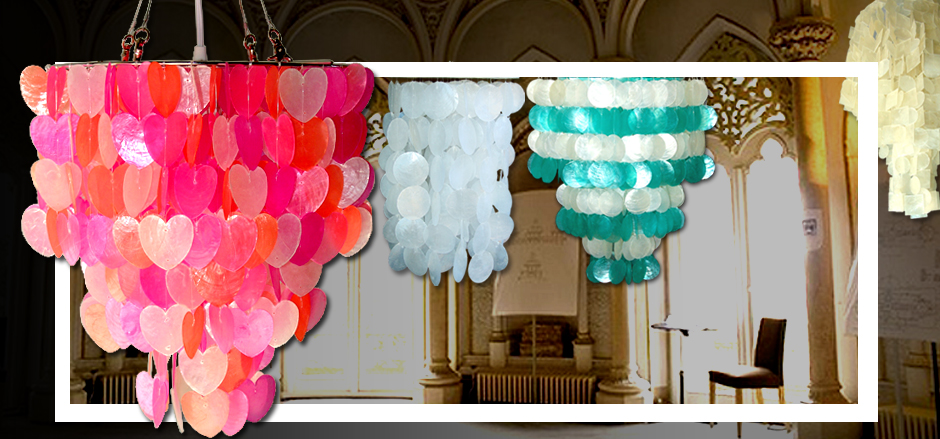 Our Different Shape Hanging Decoration Collection.