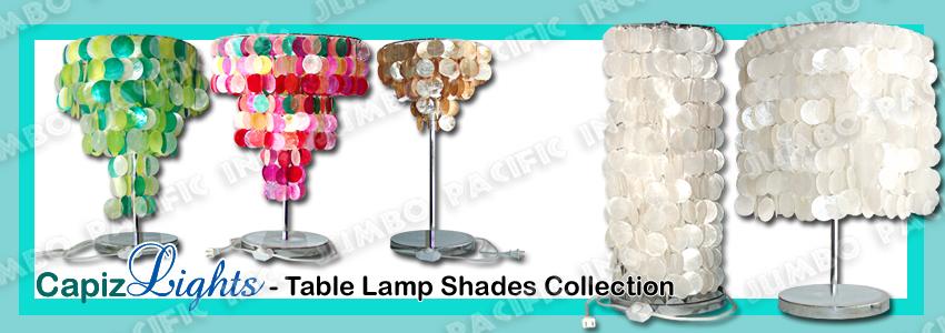 Accumulazione delle tonalità di lampada della Tabella